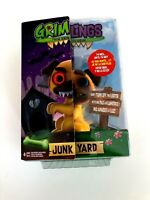 NEW Fingerlings Grimlings *JUNK YARD* Dog Interactive Pet Eyes Glow WowWee 2019