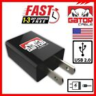 USB Wall Home Charger Power Plug AC Fast Charge For Mobile Phone iPhone Android