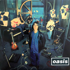 Oasis CD Single Supersonic - Europe (EX/EX)