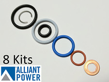 Ford 6.0L 6.0 Power Stroke Fuel Injector O-ring Kit Alliant Power # AP0002 qty 8