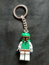 BOBA FETT Official Lego Key Ring Chain