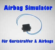Airbag Gurtstraffer Simulator Opel Astra F G H J Corsa