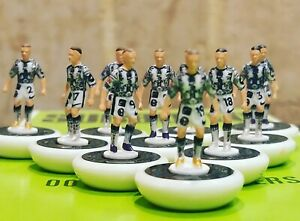 Club America home 2020/21 subbuteo team Handpainted and decals