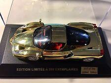 IXO Ferrari Enzo gold LIMITIERT #337 von 999 1:43 Neu in OVP