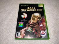2002 FIFA World Cup (Microsoft Xbox, 2002) Complete Nr Mint
