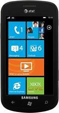 AT&T Cricket Tracfone Ultra Net10 Samsung Focus SGH-i917 8GB Windows Very Good