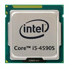 Intel Core i5-4590S (4x 3.00GHz) SR1QN CPU Sockel 1150   #71499