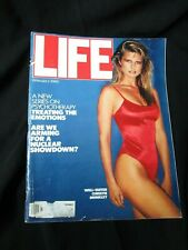 1982    Life Magazine CHRISTIE BRINKLEY Cover Article   DREAM GIRLS Broadway
