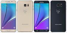 Samsung Galaxy Note 5 V SM-N920A - 32GB AT&T Unlocked - White - Black-Gold P/S