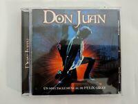 DON JUAN Music Hall Show Felix Gray Original Soundtrack OST CD 2003 PGCCD 9446