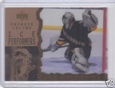 1996-97 Upper Deck ICE Performers Parallel #54 Patrick Lalime Rookie RC