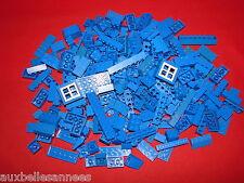 LEGO LOT DE VRAC BLEU PIÈCES DIVERSES / JOUET