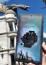 Metal Earth Universal Studios Parks Exclusive Model Kit Harry Potter Gringotts