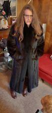 Womens Fur Coat