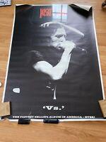 Pearl Jam Large Vintage Subway Poster, Eddie Vedder