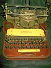 Antique+Hammond+typewriter+w%2F+early+wooden+case+