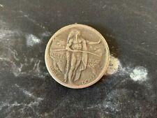 Us Half Dollar 50C 1934 Oregon Trail Memorial Commemorative