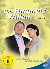 Um Himmels Willen - 11 Staffel - Jutta Speidel - Fritz Wepper - 4 DVD Box