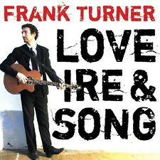 Frank Turner - Love Ire & Song [New Vinyl] Digital Download
