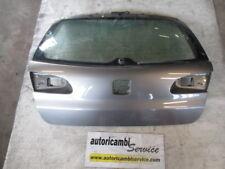 SEAT IBIZA 1.4 BENZ 5M 5P 55KW (2005) RICAMBIO COFANO POSTERIORE CON LUNOTTO 6L6
