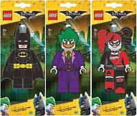 New Lego Batman Luggage Tag DC Comics Joker Harley Quinn Travel Suitcase Label