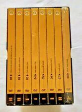 BOX 8 DVD TUTTO PANTANI CON COFANETTO GAZZETTA DELLO SPORT TOUR DE FRANCE GIRO