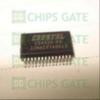 16-BIT MULTIMEDIA SMD AUDIO CODEC CS4215-KL BY CRYSTAL