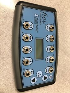 ECG Simulator TechPatient Cardo V4 HE Instruments Med