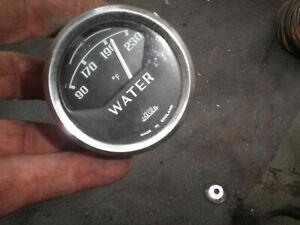 1963 Alpine Sunbeam Jaeger water coolant temperature gauge