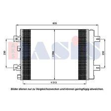 Kondensator Klimakühler Klimaanlage Dacia Logan Duster Sandero mit Trockner
