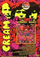 Cream - Classic Albums: Cream: Disraeli Gears [New DVD] Dolby