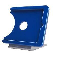 Bases y soportes azul para tablets e eBooks
