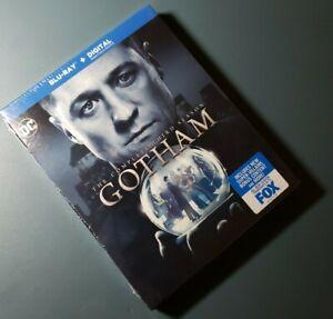 DC Gotham: The Complete Third Season 3 Blu-ray, + Digital 2016 New Sealed