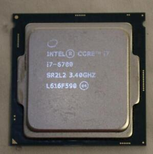 Intel i7-6700 CPU, SR2L2, for repair, non working