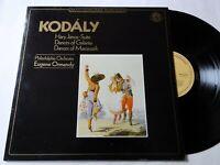 8917) LP - Kodály - Háry János-Suite - Ormandy - CBS - 60270