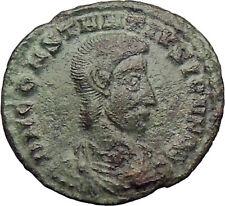 Constantius Gallus 351AD  Ancient Roman Coin Battle Horse man  i29798