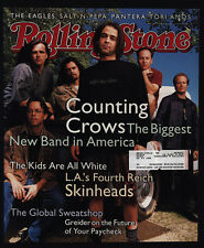 1994 Counting Crows - Rolling Stone Magazine *Cover Only*