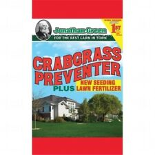 Jonathan Green Crabgrass Preventer Plus New Seeding Lawn Fertilizer 10-15-10