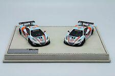 1/43 Peako Mclaren MP4-12C GT3 Macau GP 2012 Gulf Set Free Shipping/ MR BBR