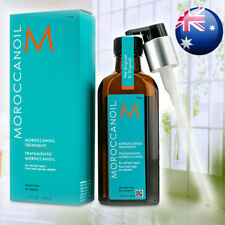 Authentic Moroccan Argan Oil Hair Treatment 100ml with FREE Pump (MOROCCANOIL)