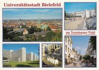 Alte Postkarte - Universitätsstadt Bielefeld am Teutoburger Wald