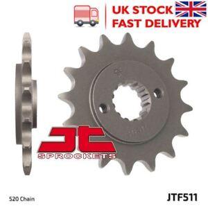 JT Front Sprocket JTF511 15 Teeth fits Kawasaki KLR650 C1-C8 95-03