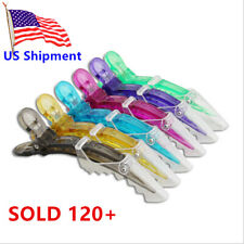 10PC Women Salon Hair Clips Styling Alligator Hairpins hairgrip US STOCK
