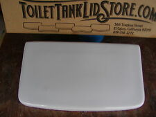 Crane Toilet Tank Lid Universal Rundle 93 dated 1/13/85 White 18D