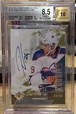 LEON DRAISAITL, AUTO, ROOKIE, 2014-15 Ultimate Collection, SP 49/99, MAKE OFFER!