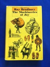 THE MACHINERIES OF JOY - FIRST EDITION SIGNED BY RAY BRADBURY