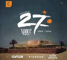 SPACE IBIZA 2016 (MIXED BY CARL COX PIGandDAN and MARK BROWN) [CD]