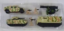 Matchbox Military Set 7pcs
