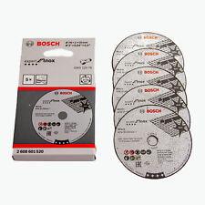 Bosch Professional Trennscheiben 76 mm, 5 Stück, Expert for Inox, GWS 12V 10.8V