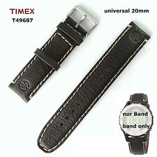 Timex Replacement Band T49687 Expedition Digital Compass 20mm Spare Universal